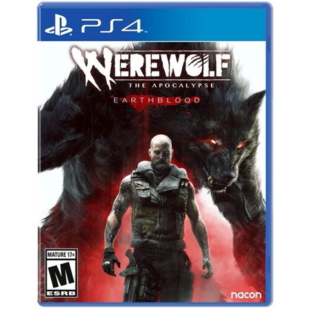 Werewolf: The Apocalypse - Earthblood for PlayStation 4