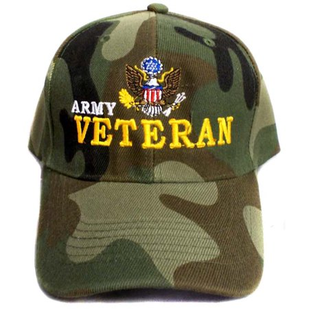 US Army Veteran Military Baseball Caps Embroidered - Gifts  (7506A65)
