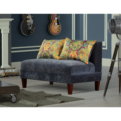 Carolina Accents Briley Tracy Porter Armless Loveseat by Overstock