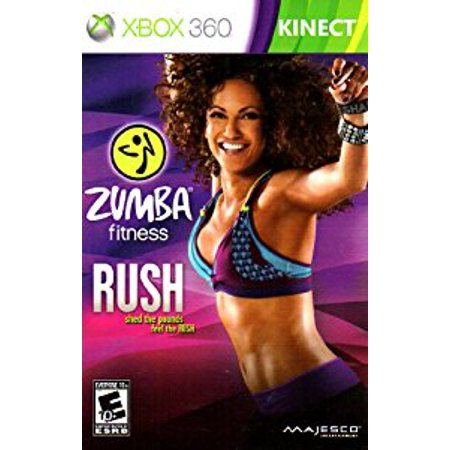 Zumba Fitness Rush- Xbox 360 (Refurbished) ()