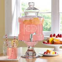 Personalized Party Time! Beverage Dispenser