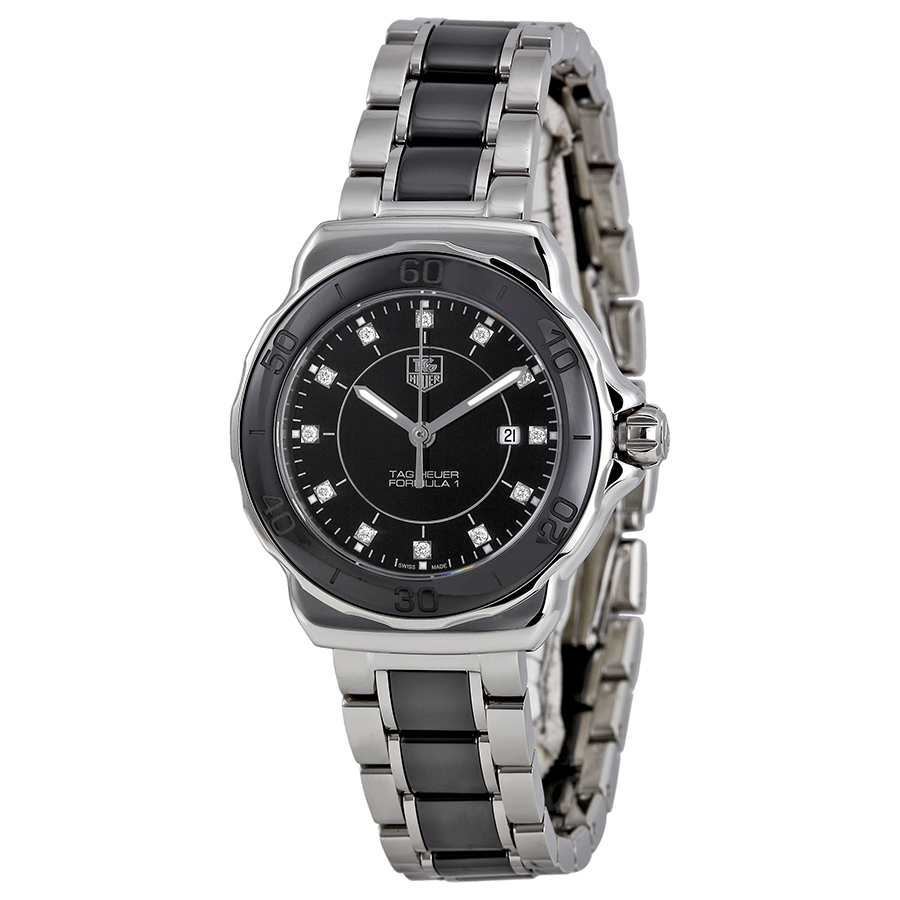 Tag Heuer Formula 1 Diamond Dial Ladies Watch WAH1314.BA0867