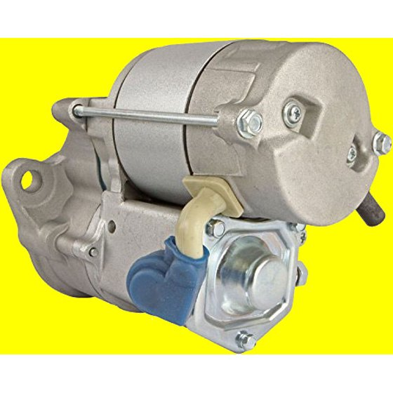 DB Electrical SND0713 New Starter for Caterpillar Fork Lift Truck T40D T45D  T50D T55D T60D TC60D V30D V35D V40D V50D V60D Peugeot XN1P Gas Engine