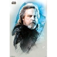 Star Wars Episode VIII The Last Jedi Luke