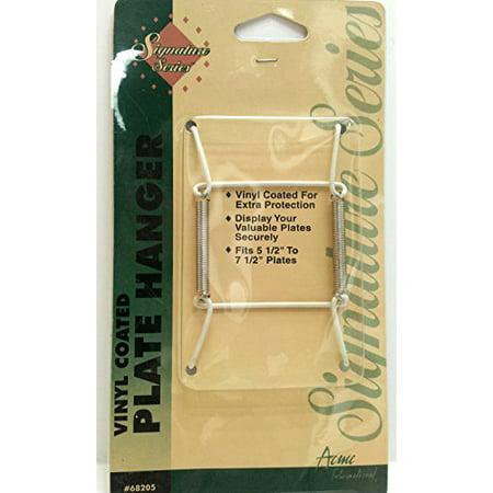 Acme Signature Series Large Vinyl Coated Plate Hanger ()