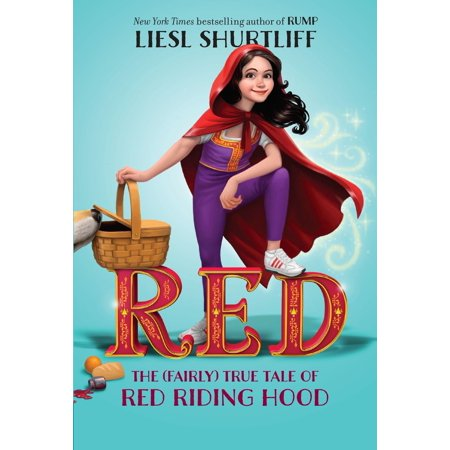 Red: The (Fairly) True Tale of Red Riding Hood - eBook - The Fairly Oddparents Halloween Song