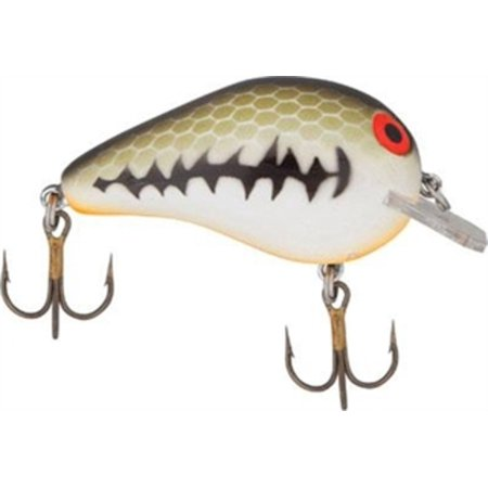 B04sl bomber square a 1 4 oz baby bass orange belly for Baby bass fish for sale