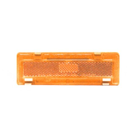 1982-1992 Chevrolet Camaro  Passenger Side Right Front Fender Side Marker Lamp Assembly 915590 (Passenger Side Front Fender)