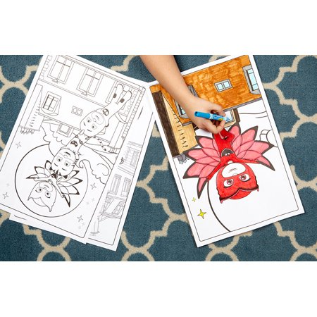 Best Crayola Giant Coloring Pages Featuring Disney
