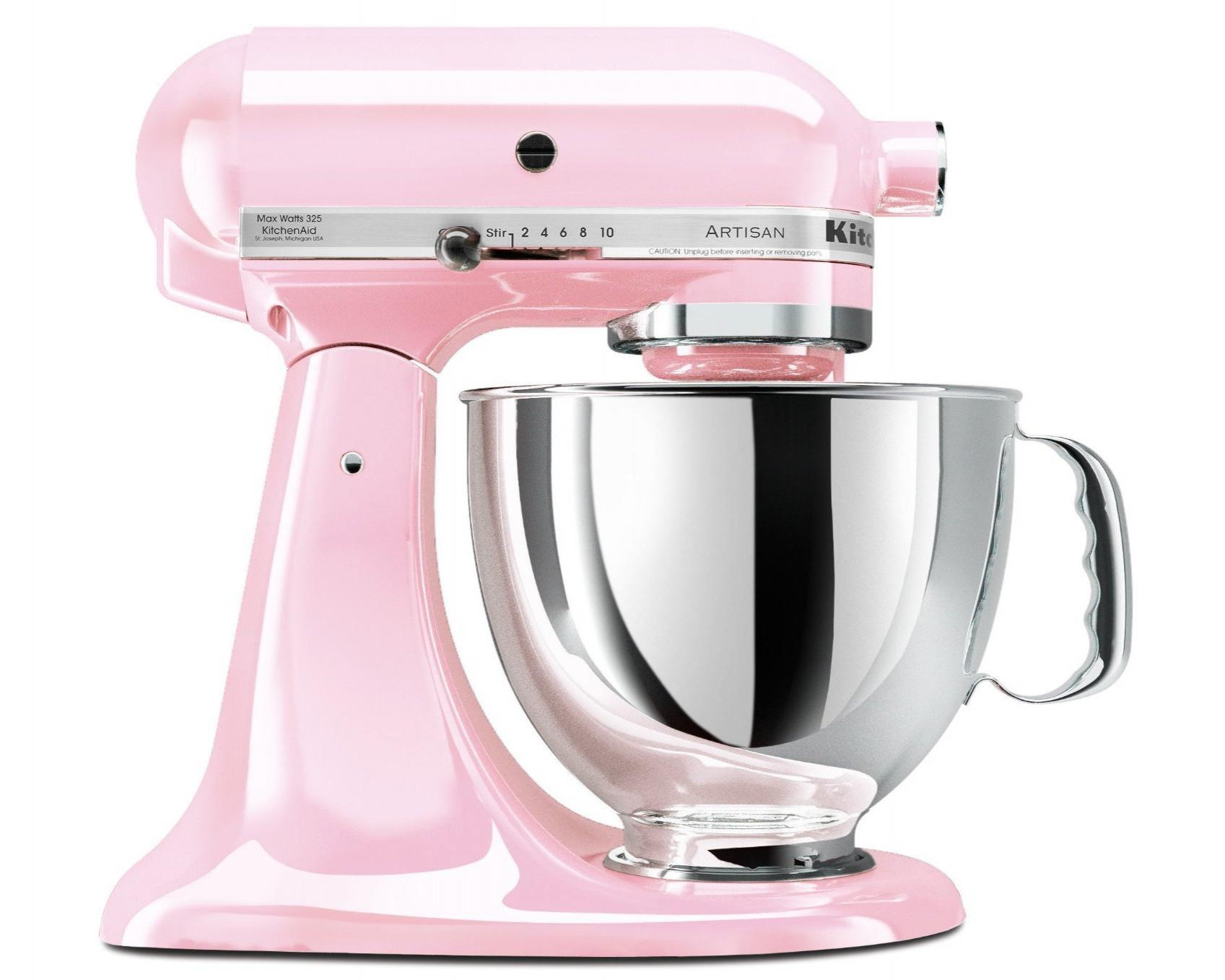 Kitchenaid Artisan Series Susan G Komen Foundation Pink  Quart Tilt Head Stand Mixer Walmart Com