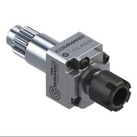 COMMAND TOOLING SYSTEMS LSA1C1604 Milling Collet Chuck,8000 rpm,98in L