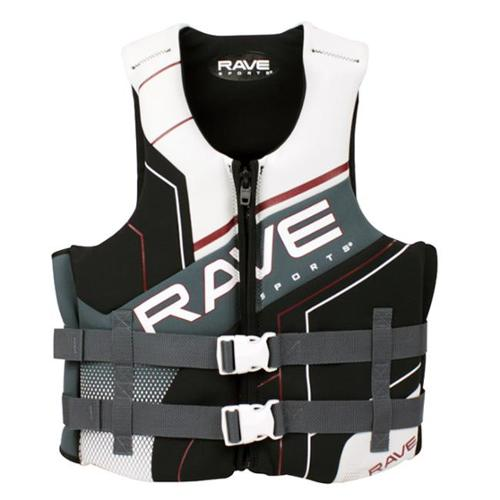 Rave Sport 02425 XSmall-Small Adult Dual Neo Life Vest