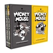 Walt Disney's Mickey Mouse: Walt Disney's Mickey Mouse Vols 5 & 6 Gift Box Set (Hardcover)