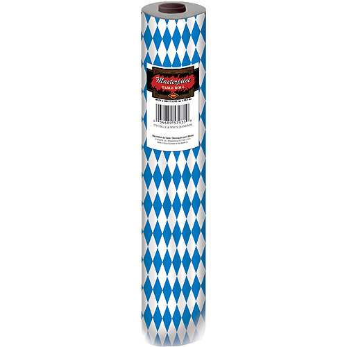 Oktoberfest Table Roll Party Accessory (1 count) (1/Pkg)