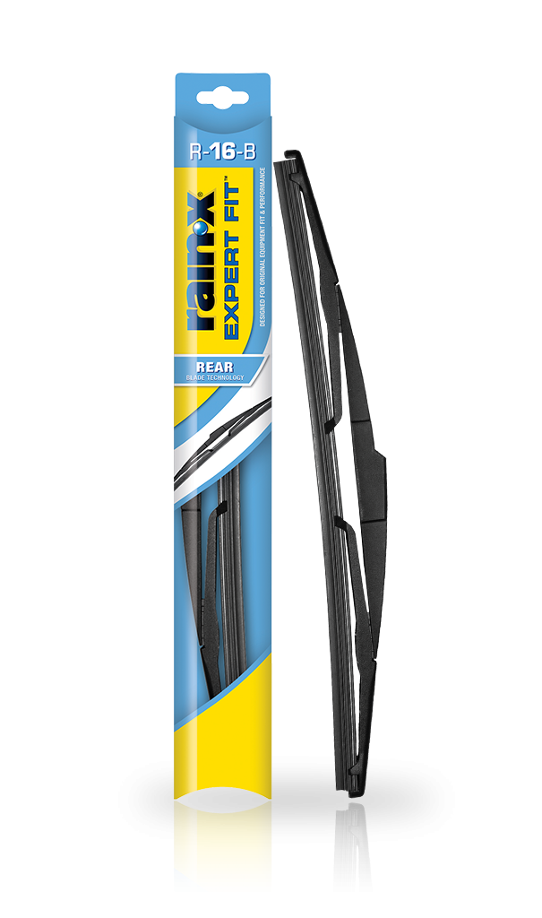 Rain X Expert Fit Rear Replacement Wiper Blades