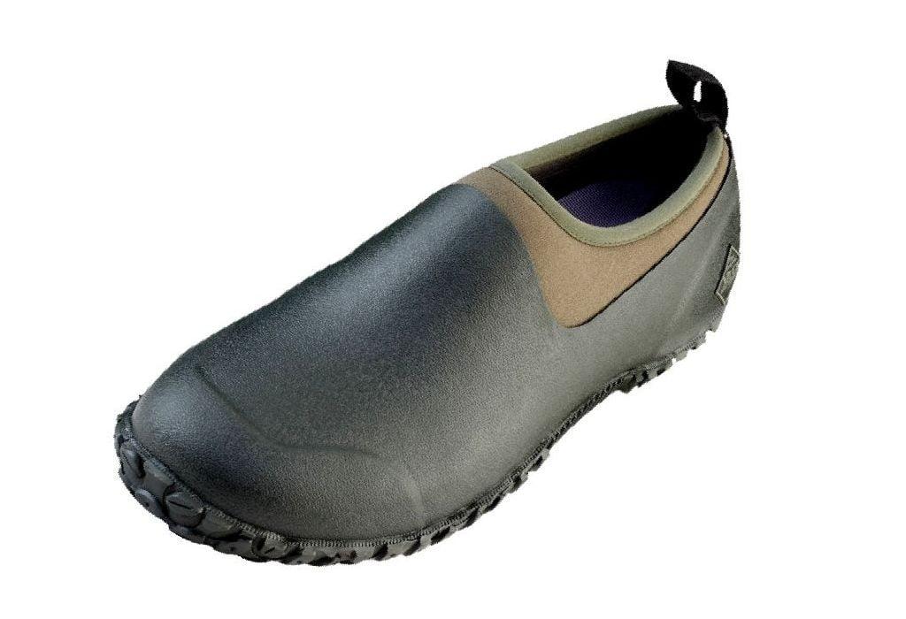 Muck Shoes Mens Muckster II Rubber Waterproof Low Moss Green M2L-300