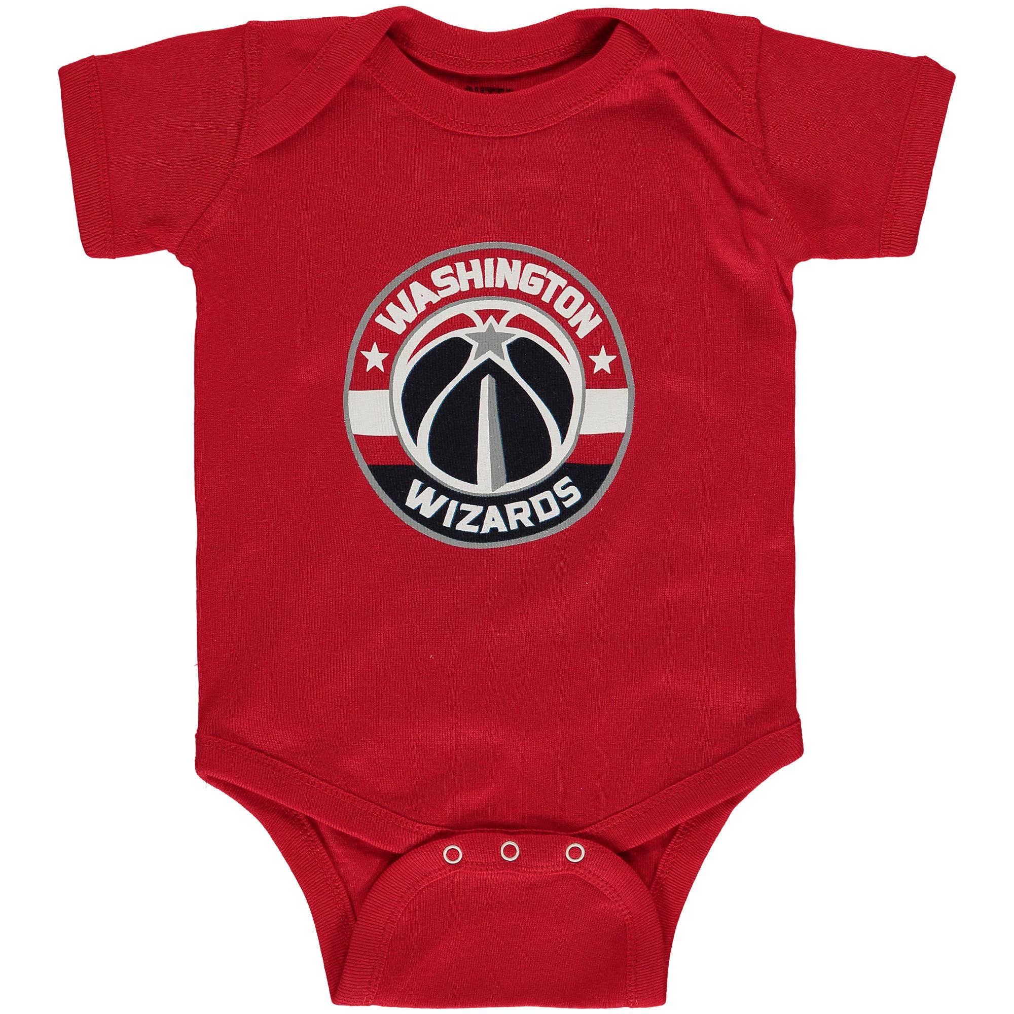 Washington Wizards Nike Newborn & Infant Primary Logo Bodysuit - Red