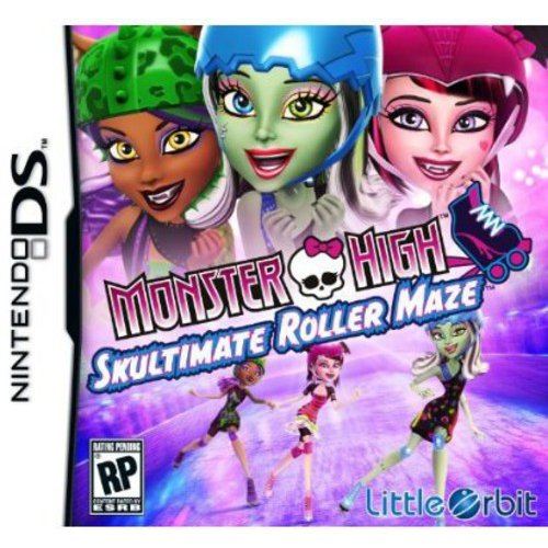 Monster High: Skrm (DS)