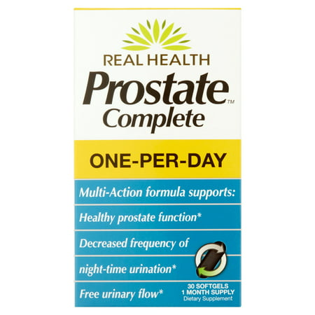 Real Health Laboratories Prostate Complete One-Per-Day Dietary Supplement, 30 count