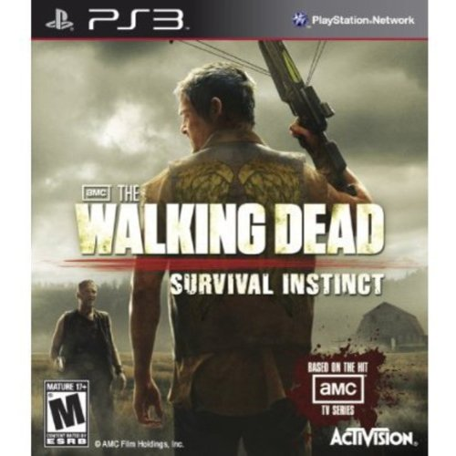 The Walking Dead: Survival Instinct (PS3)