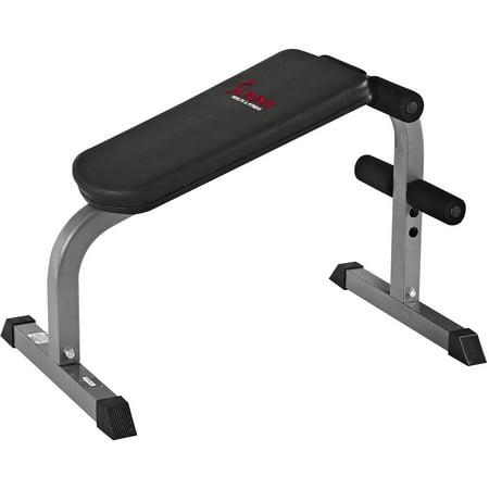 Sunny Health Fitness Sf Bh6502 Heavy Duty Sit Up Bench