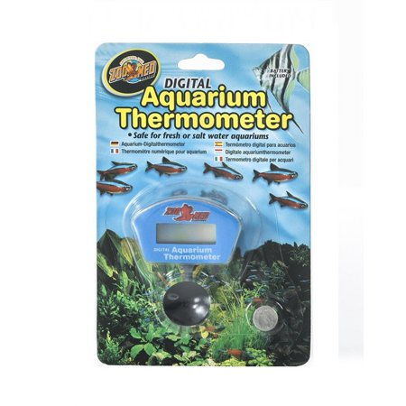 Zoo Med Laboratories Inc-Digital Aquarium Thermometer