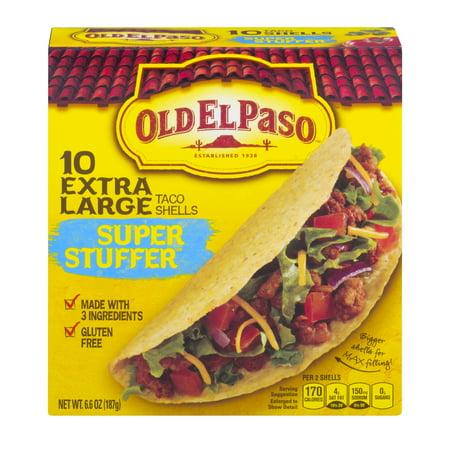 Old El Pasoâ ¢ Super Stuffer Shells 10 ct 6.6 oz Box