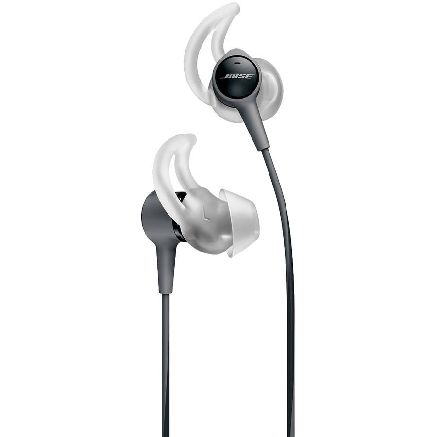 Bose SoundTrue Ultra in-ear headphones Apple devices, Charcoal ...