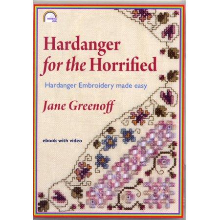 - Hardanger for the Horrified: Hardanger Embroidery Made Easy (CD-ROM)