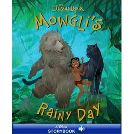 The Jungle Book: Mowgli''s Rainy Day - eBook