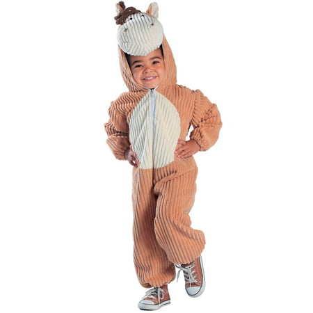 Halloween Toddler Corduroy Horse Costume