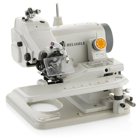 Reliable Maestro Portable Blind-stitch Sewing Machine creates up to a 3