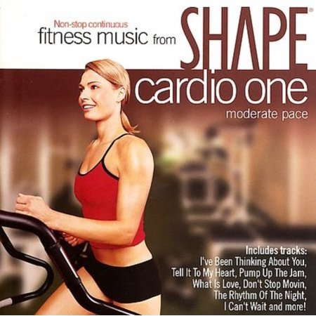 SHAPE FITNESS MUSIC: CARDIO, VOL. 1: 80'S AND 90'S HITS](80s Fitness)