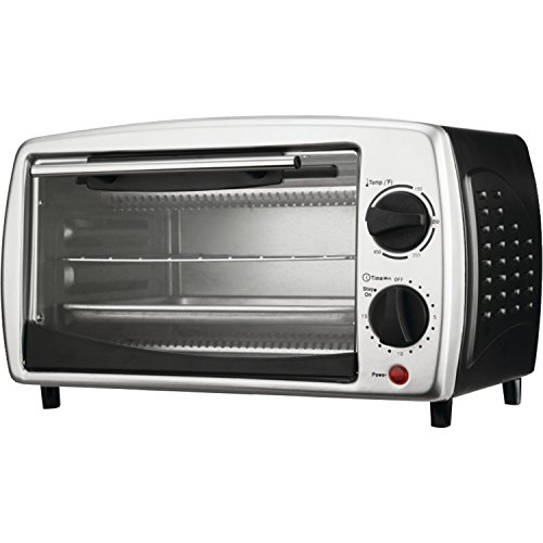 Brentwood BTWTS345Bs Brentwood 9-Liter Toaster Oven Broiler