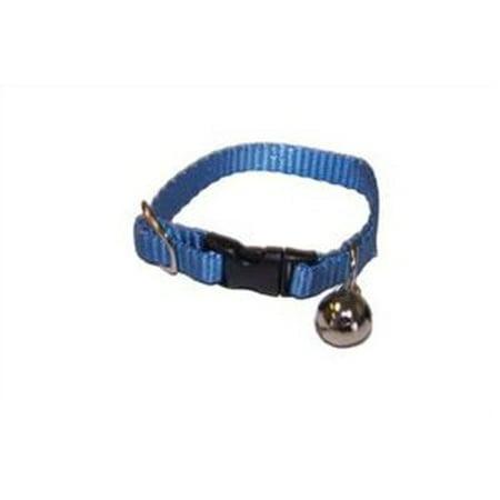 Marshall Ferret Bell Collar, Royal Blue Multi-Colored