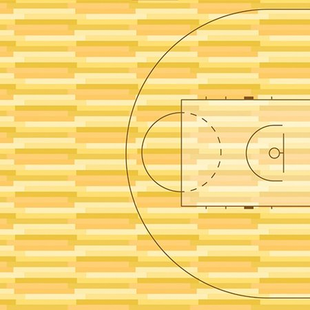 Tip Off Paper - Basketball - Bella Blvd
