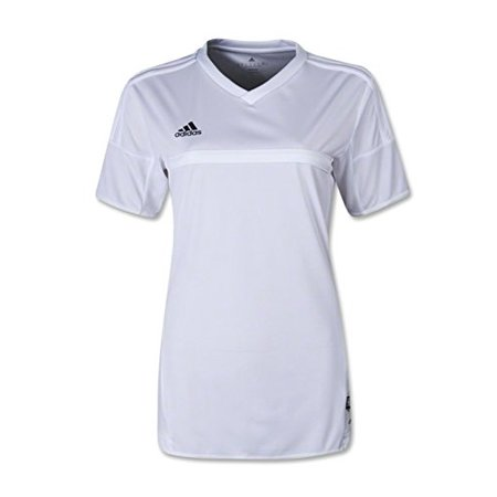 Adidas Women's MLS 15 Match Jersey T-Shirt White Adidas Gym Clothes