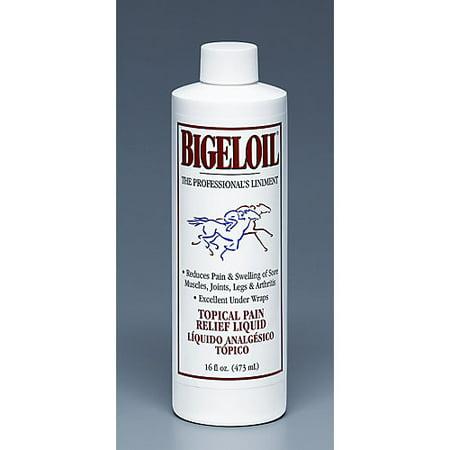 Bigeloil Horse Liniment 16oz