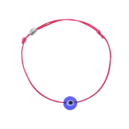 KABOER String Turkish Lucky Evil Eye Bracelets Colorful Rope Adjustable Chain Gift Chic