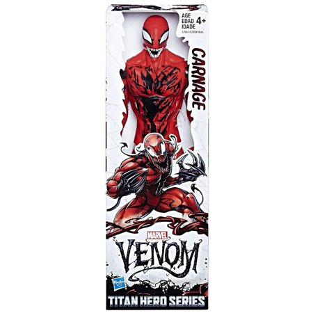Marvel Titan Hero Series Carnage Action Figure