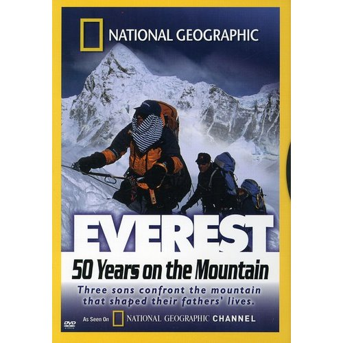 National Geographic: Everest - 50 Years On The Mountain (Widescreen)