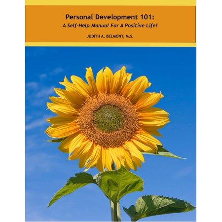 Personal Development 101 - eBook