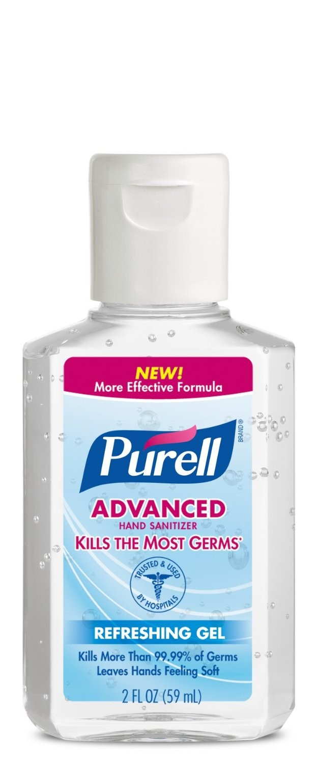 Advanced Hand Sanitizer Refreshing Gel Flip Top by Purell by PURELL