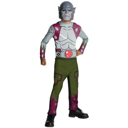 Boys ThunderCats Classic Panthro Costume](Thundercats Halloween Costume)