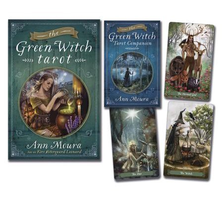 Green Witchcraft: The Green Witch Tarot (Other)