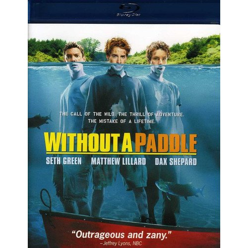 Without A Paddle (Blu-ray) (Widescreen)
