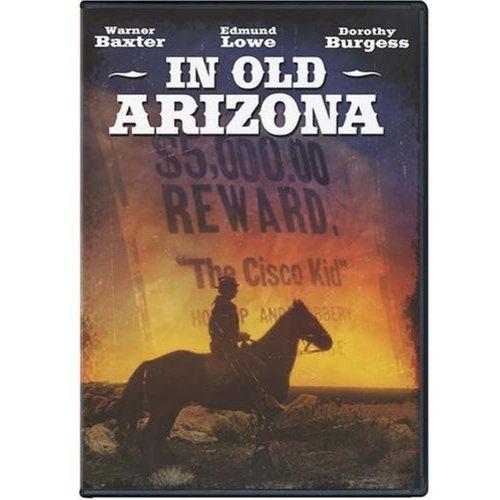 In Old Arizona (Full Frame)