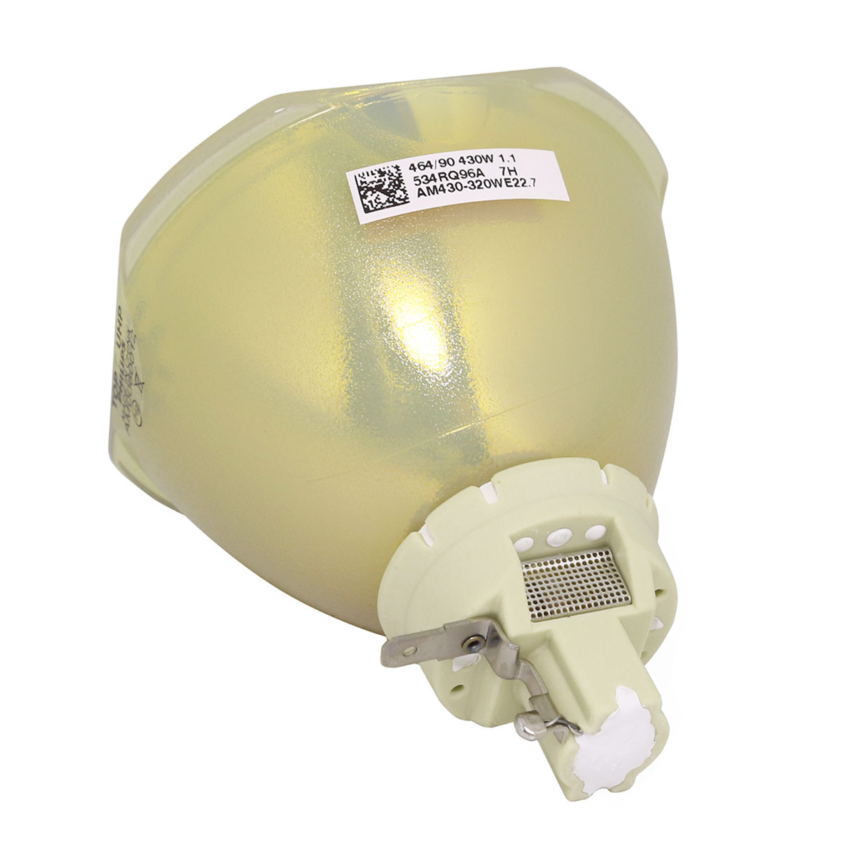 Lutema Platinum Bulb for Hitachi CP-WU9100B Projector Lamp Original Philips Inside