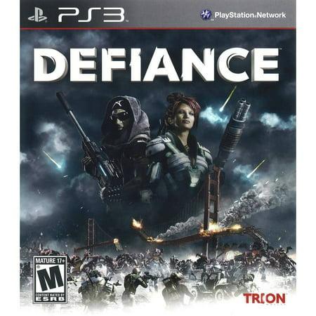 Defiance, Bandai/Namco, PlayStation 3,