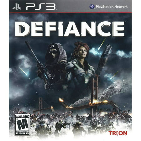 Image of Defiance - Playstation 3